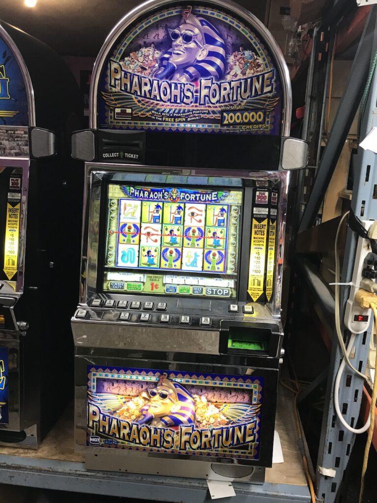 Pharaohs Fortune: $2450.00